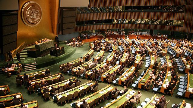 Великобритания призвала поддержать украинский проект резолюции поКрыму