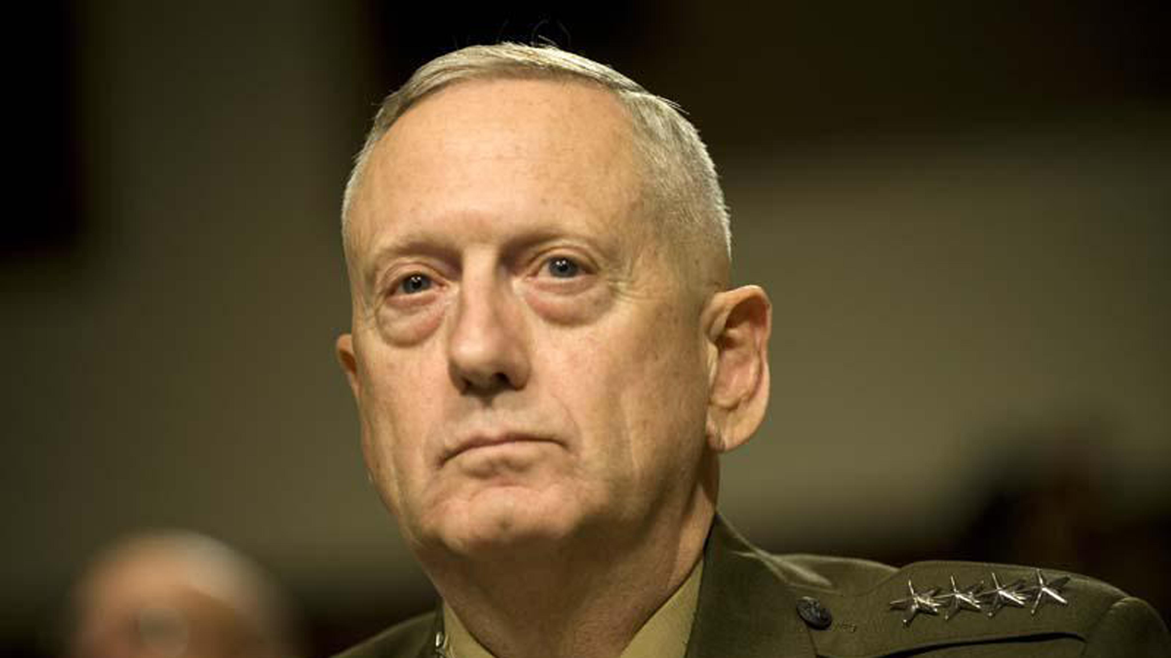 Руководитель Пентагона объявил остремлении США кдипломатическому урегулированию ситуации сКНДР