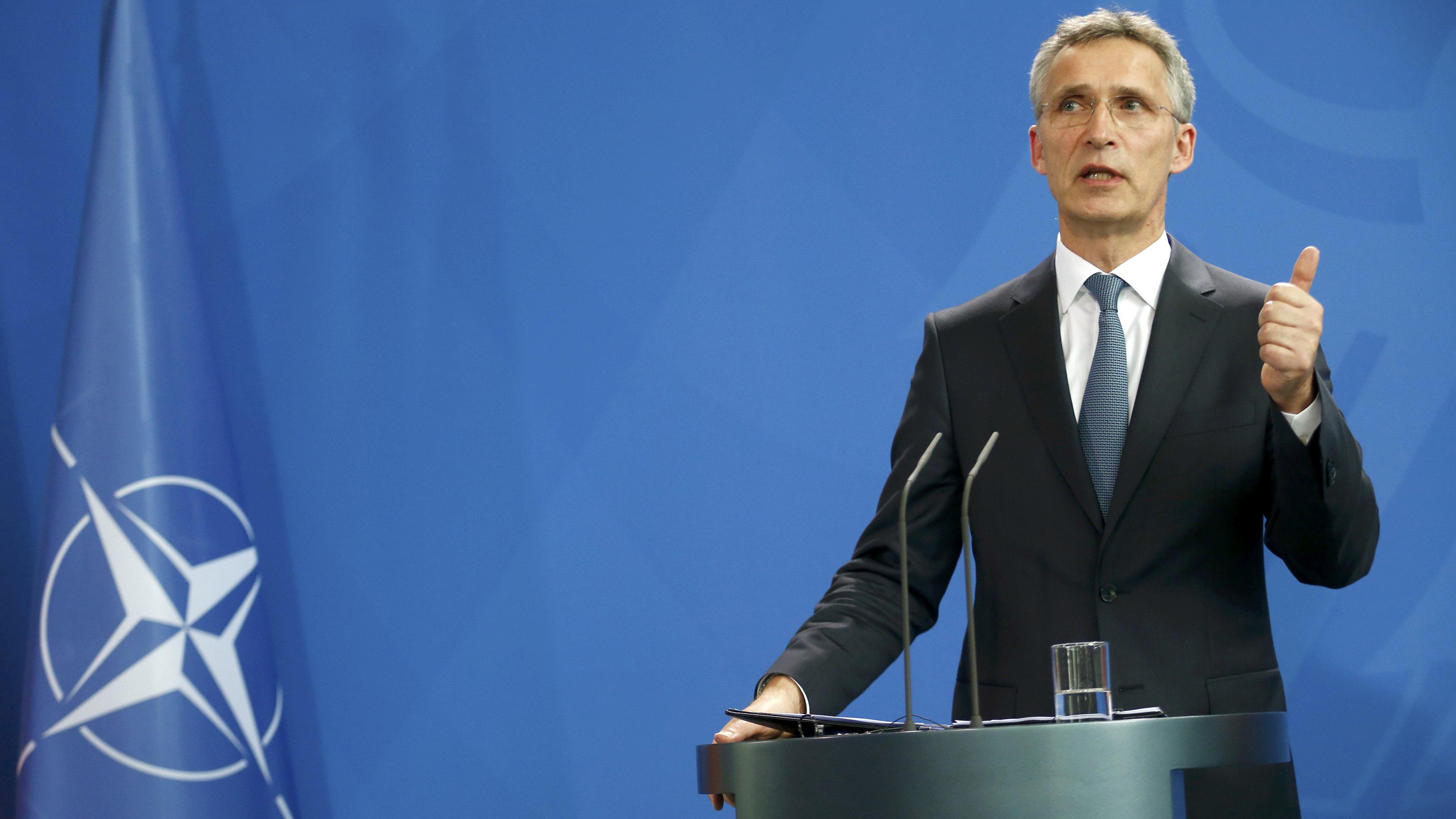 Санкции будут, покаРФ неизменит поведение— генеральный секретарь НАТО