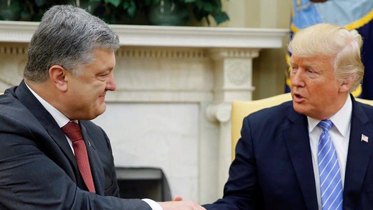 «Это особенно важно , что явстречусь сТрампом ранее  Путина»— Порошенко