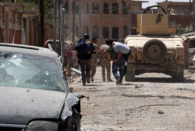 У Мосулі загинули французький та іракський журналісти