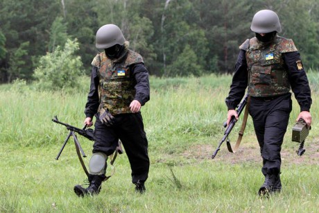 30 обстрелов, один боец ВСУ получил ранения