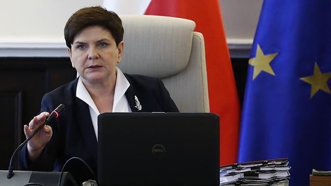 Шидло: Квспышке террора привела нынешняя европейская политика миграции