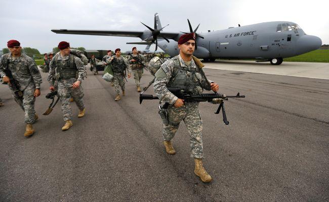 Страны Балтики увеличили расходы навооружение вдвое после присоединения Крыма