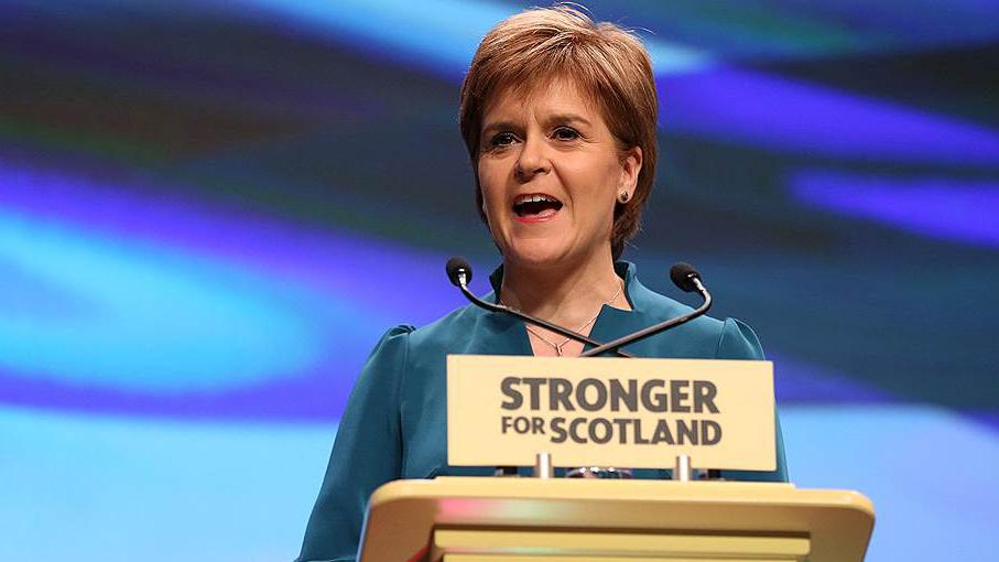 ВШотландии размещен законодательный проект овтором референдуме