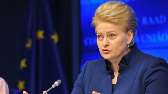 Президент Литвы ополитике Владимира Путина: нам следует быть готовы ковсему
