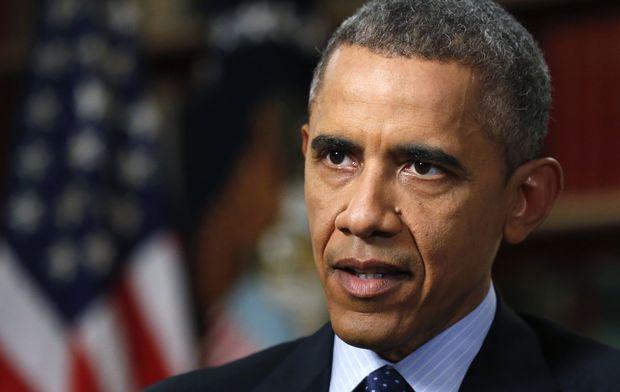 Белый дом: Обама иПутин общались вЛиме 4  мин.