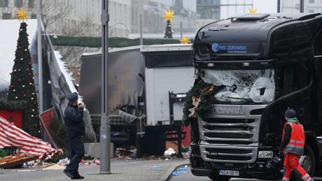 Террорист, атаковавший ярмарку вБерлине, был под наблюдением спецслужб ФРГ