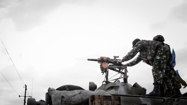 nbnews.com.ua За добу бойовики 47 разів обстріляли позиції сил АТО b278d4981594b