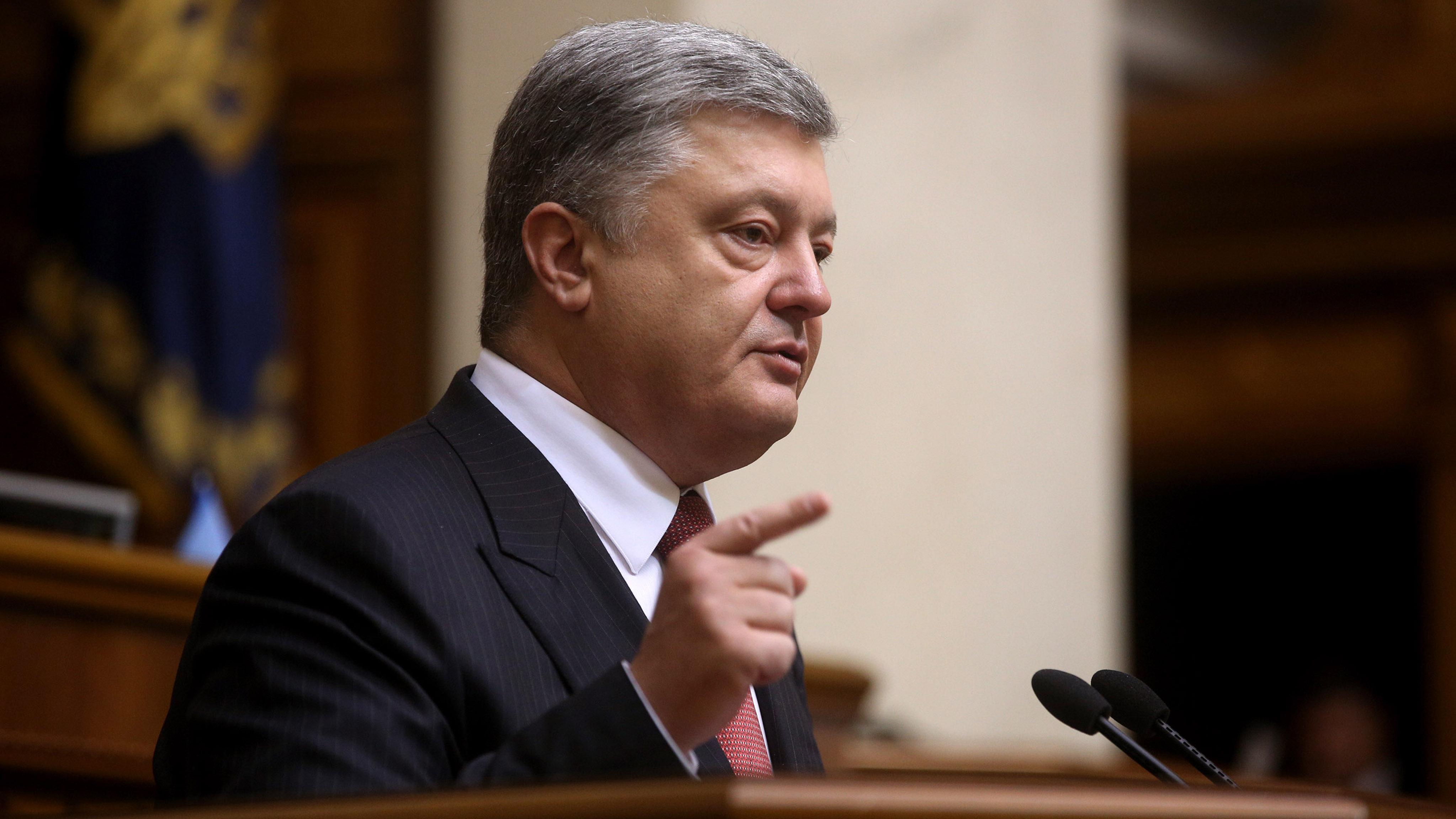 Готовы клюбому сценарию: Порошенко решил усилить украинскую группировку вДонбассе