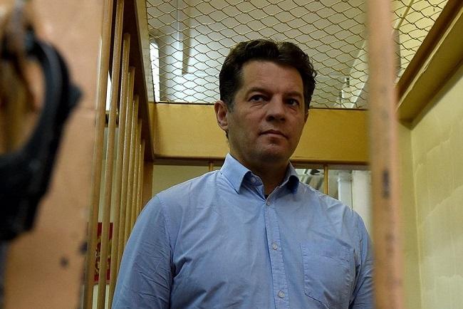 Фейгин: Сущенко окончил ознакомление с12 томами своего дела