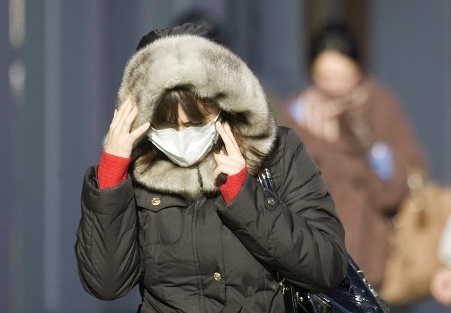 В 5-ти областях Украинского государства уровень заболеваемости гриппом иОРВИ вырос на30%