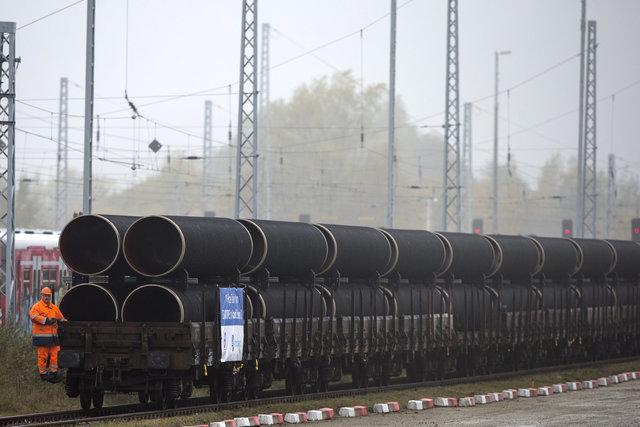 Латвийское руководство отказалось участвовать встроительстве «Северного потока— 2»