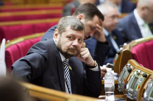 Милиция опровергла нападение на кабинет партии Ляшко: Идут следственные действия