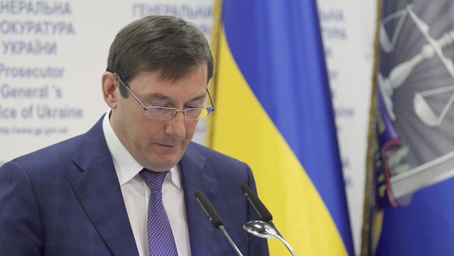 До70%. Луценко объявил осущественном повышении прокурорских зарплат