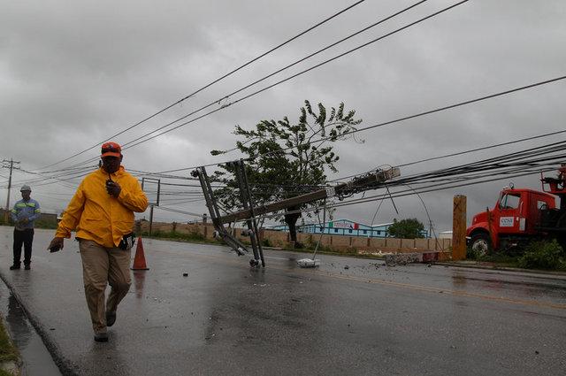 МЗС радить не їхати найближчим часом докраїн Карибського басейну через ураган