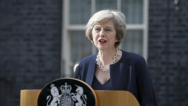 Мей заявила про готовність перейти додругого етапу переговорів щодо Brexit
