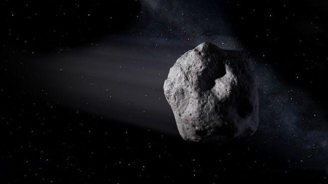 Ученые обнаружили астероид издругой галактики