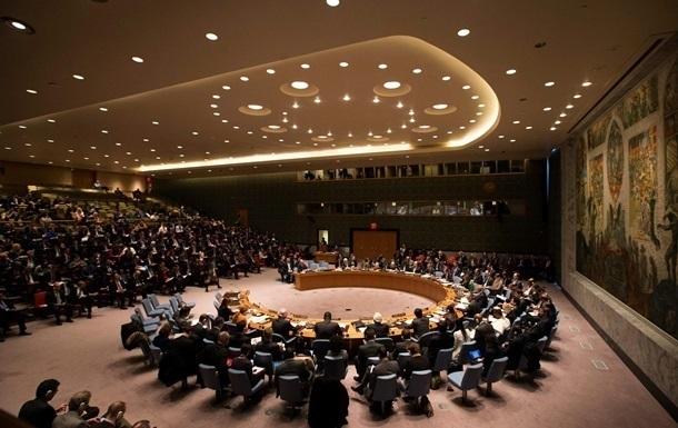 Украина призывает ООН реформировать Совет Безопасности