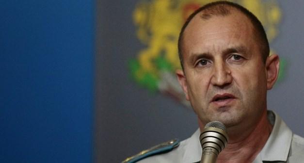 Новоизбранный президент Болгарии выступил спрограммной речью