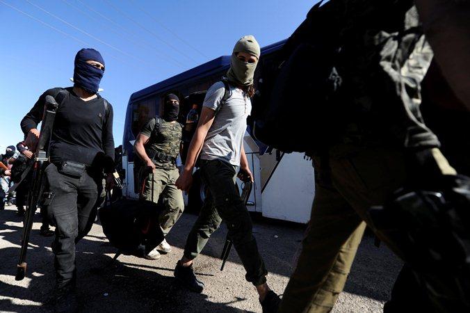 ВСирії повстанці повністю залишили місто Хомс