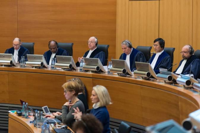 Суд Україна-РФ поморському праву: винесено процедурне рішення