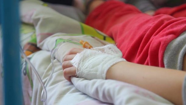 В одному із готелів курортного Яремче трапилося масове отруєння дітей