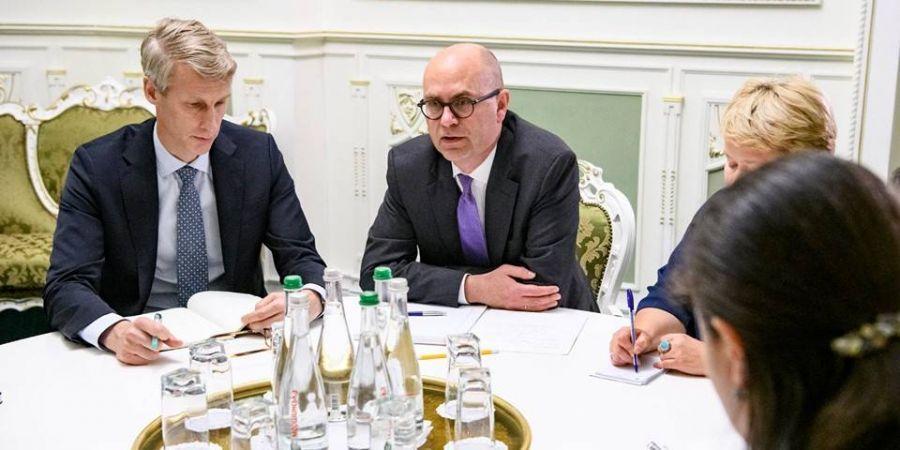 Герус: МВФ нетребует от государства Украины поднять цену нагаз