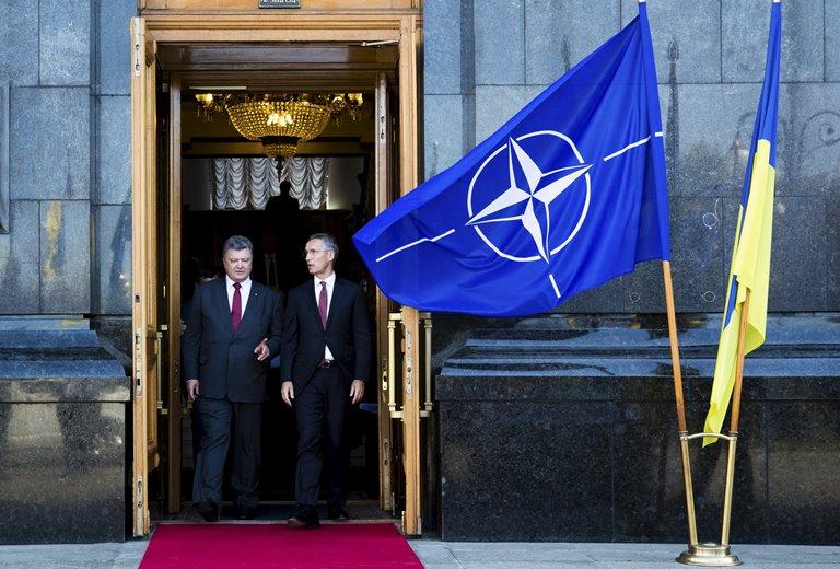 НАТО иУкраина совместно создают платформу по сопротивлению гибридной войне