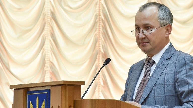 УСБУ заявили про спробу захоплення громадської приймальні ГПУ
