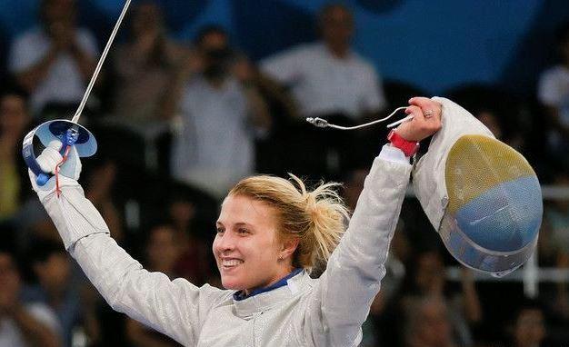 Харлан виграла чемпіонат світу в індивідуальних змагання шаблісток