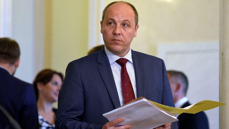 Парубий прибыл надопрос вГенпрокуратуру поделу Евромайдана