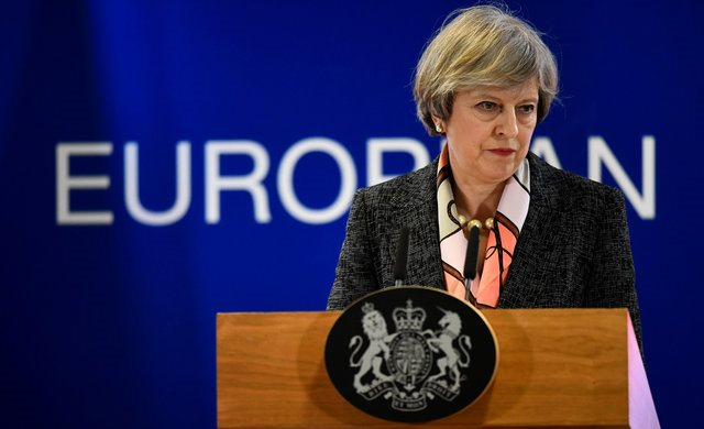 Мэй сообщила, что Англия желает оставаться ближайшим другом ипартнеромЕС
