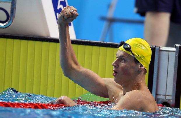 Украинский пловец Романчук взял второе «золото» Кубка мира
