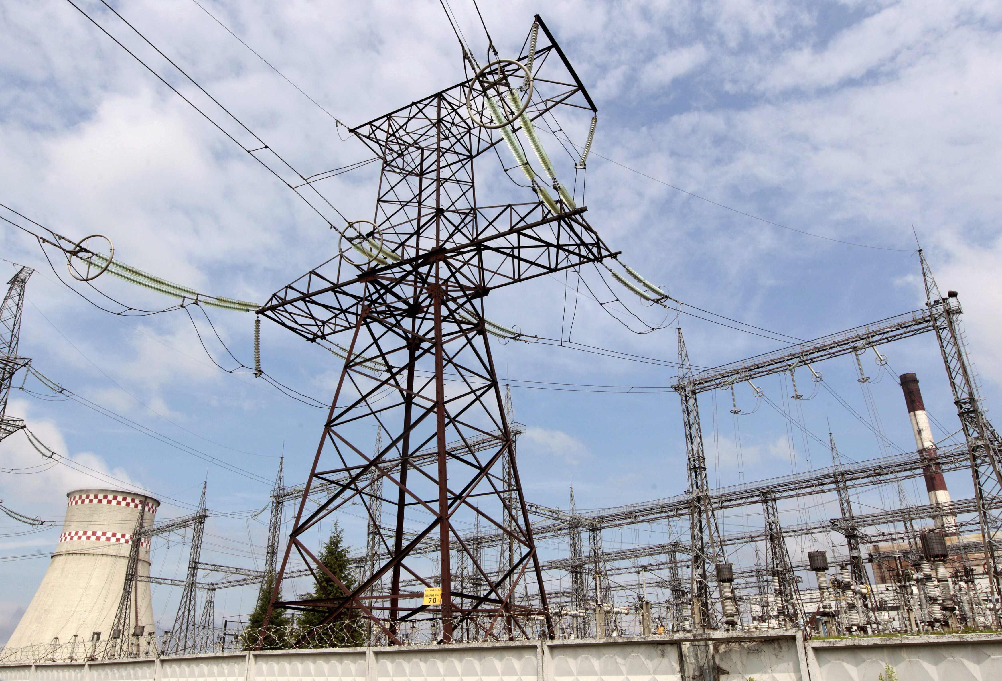 ОДА: Енергопостачання прикордонних районів Херсонщини відбувається зарезервними схемами
