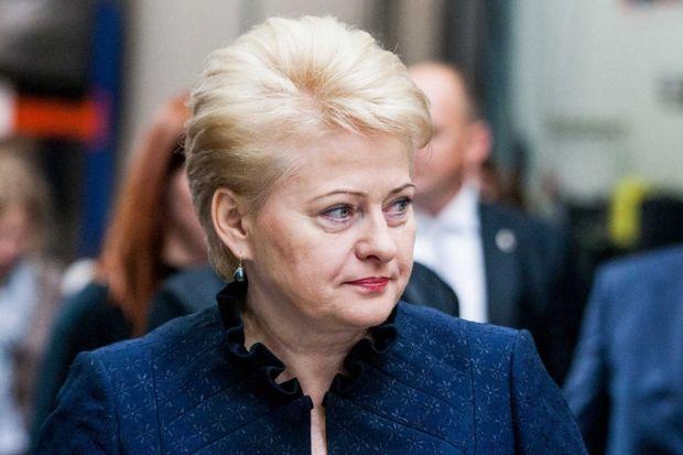 Президент Литвы предложила кандидатуру нового премьера страны