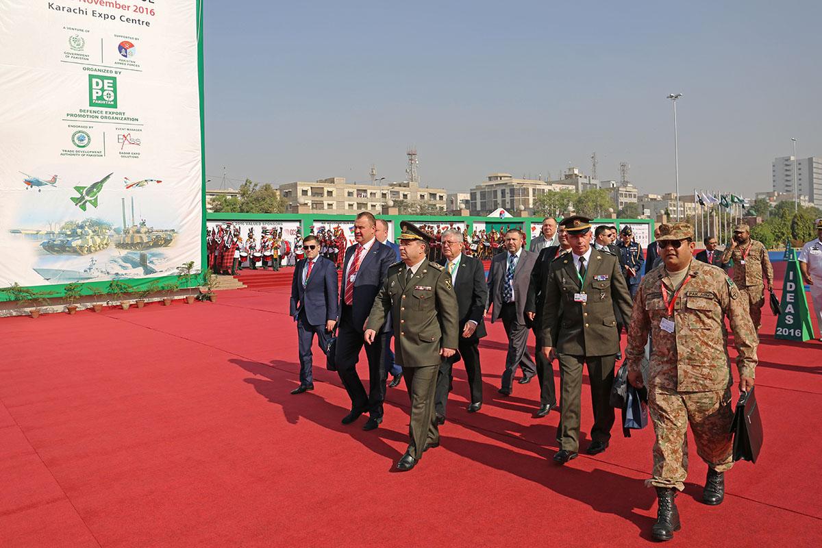 Украинские специалисты посетят Пакистан для получения опыта попроизводству боеприпасов