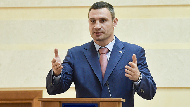 Кличко підписав угоду зкитайцями про будівництво метро наТроєщину