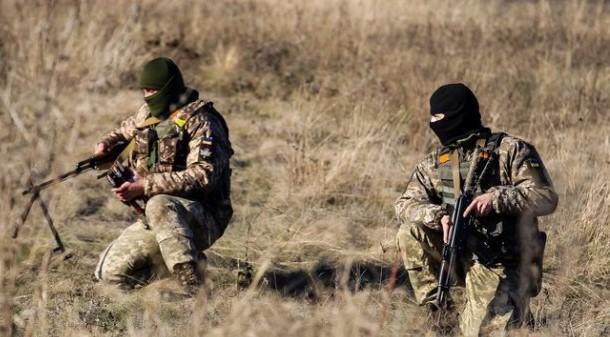 Боевики активизировались наСветлодарской дуге, избивали из152-мм артиллерии