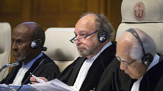 Украина vs РФ. Трибунал в Гааге издал первый приказ по делу: фото