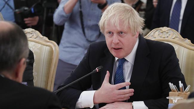 Руководитель МИДа Англии прибыл в столицуРФ навстречу сСергеем Лавровым