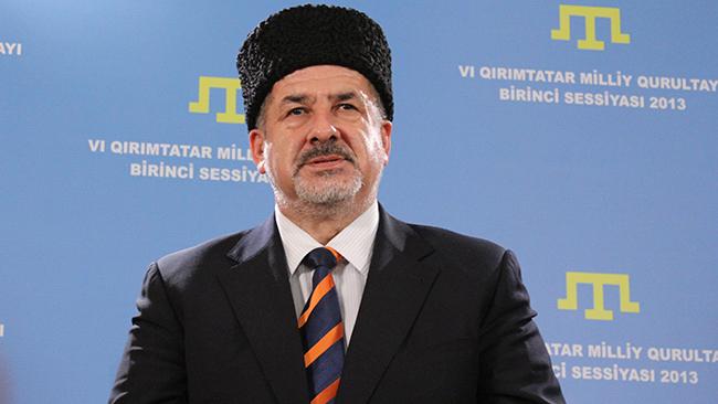 Чубаров напомнил власти обизменении статуса Крыма