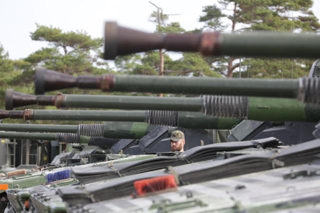 Военные посоветовали увеличить расходы наоборону вШвеции вдвое