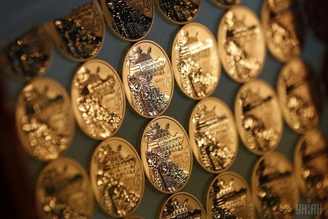 Нацбанк Украины выпустит коллекционную монету сКрымом— На продолжительную память