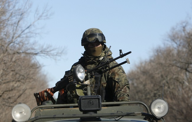 Боевики накрыли позиции ВСУ огнём : ранены трое военных