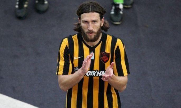 Украинский футболист Дмитрий Чигринский стал чемпионом 3-х стран