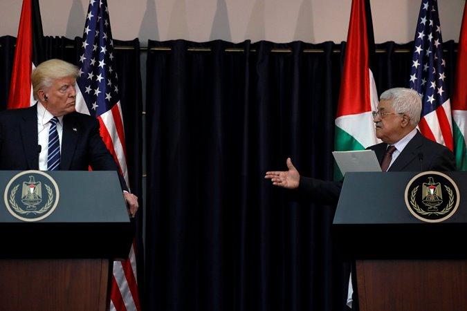 Трамп поедет в Вифлеем для встречи с палестинским лидером