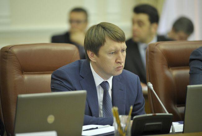 Міністр аграрної політики України заявив про відставку