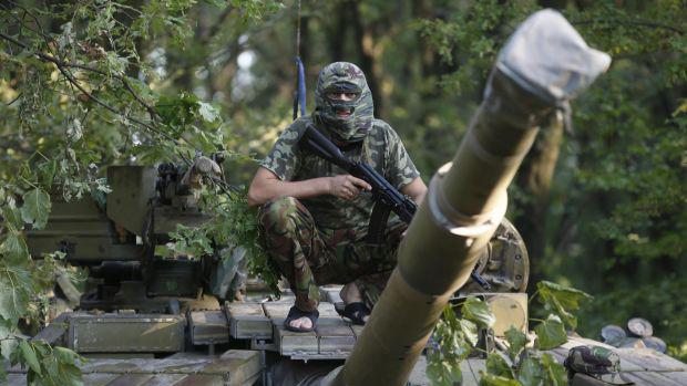 Завчерашний день противник 53 раза открывал огонь поукраинским солдатам