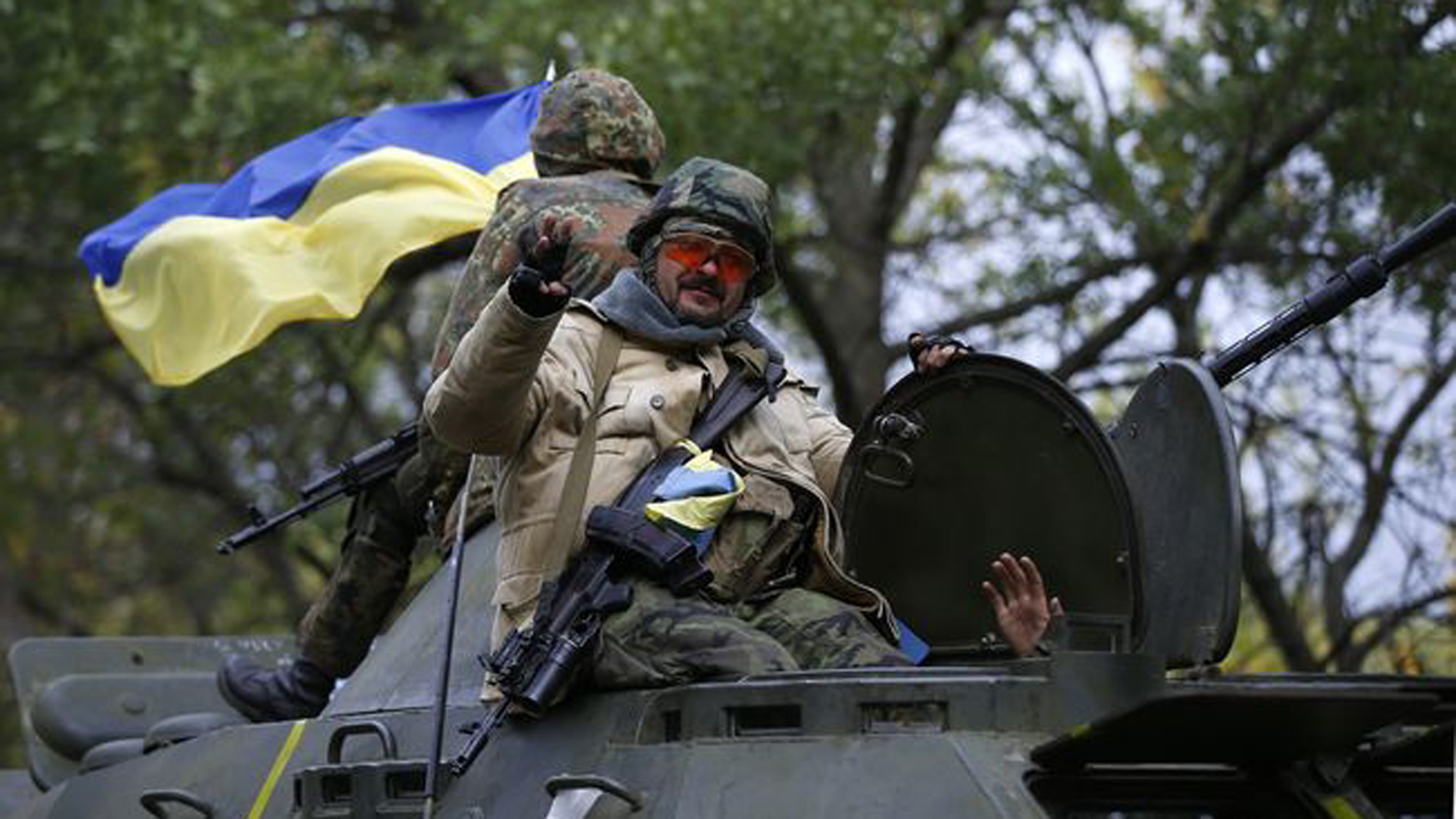 Всубботу погибли двое бойцов ВСУ, зафиксировано шесть обстрелов— «Перемирие» наДонбассе